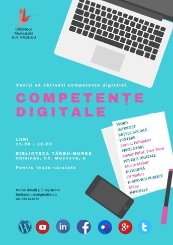 competente digitale