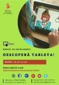 Descopera tableta